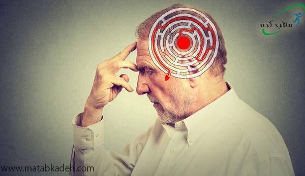 مشکلات سکته مغزی