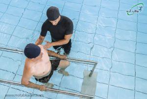 آب درمانی و تاثیر آن بر درمان کمردرد