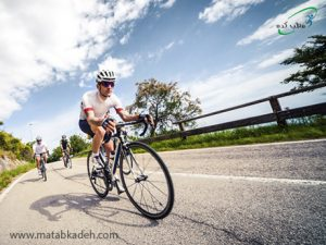 دوچرخه سواری و تاثیر آن بر درمان کمردرد