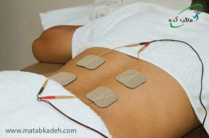 روش الکتروتراپی در درمان کمردرد