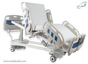 استفاده از تخت خواب با ارتفاع متغیر برای بیماران ام.اس