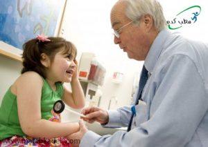 تشخیص مشکلات حسی در کودک توسط پزشک