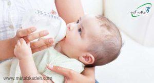 شیر بدون لاکتوز برای کودکان با بیماری گالاکتوزمی