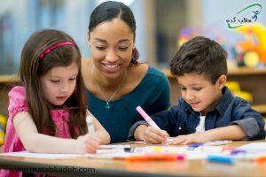کودک دارای اختلال پردازش حسی در مدرسه