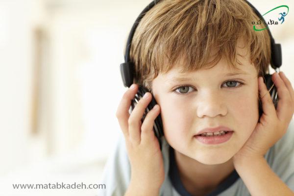درمان مشکلات شنیداری کودکان اختلال حسی