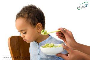 مشکلات تغذیه ای دهانی کودکان اختلال پردازش حسی