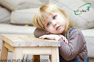 کودک کبتلا به اختلال پردازش حسی