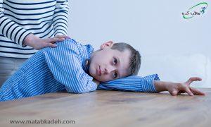 حساسیت به لمس در کودکان مبتلا به اوتیسم