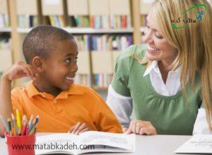 مشورت با کاردرمانگر درباره ی اختلالات حسی کودک