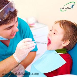 دندانپزشکی و کودکان اختلالات حسی