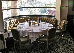 میزهای گرد در رستوران ها برای کودکان اختلالات حسی