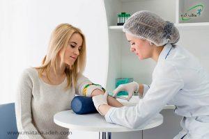 آزمایشات خون در دوران بارداری