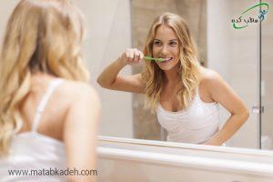 مراقبت از دندان ها در دوران بارداری