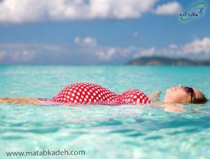 شنا در بارداری