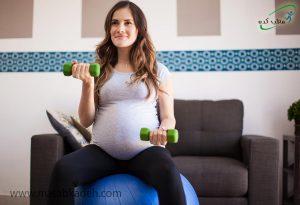 ورزش های خانه در بارداری