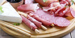 مصرف گوشت نپخته در بارداری ممنوع