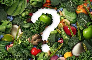 گیاهخواری در دوران بارداری