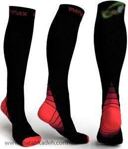 پوشیدن جوراب ضد انعقاد خون در بارداری