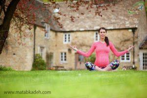 آرام سازی در بارداری