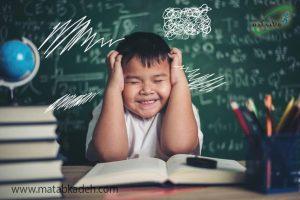 ویژگی های رفتاری کودکان بیش فعال