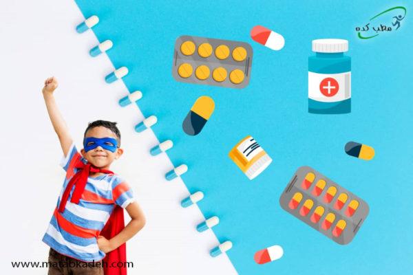 درمان دارویی کودکان بیش فعال
